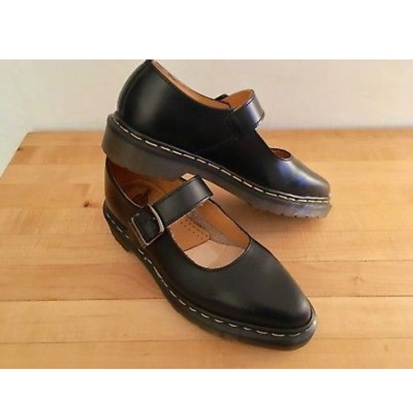 dadfc31af0300 ISO vintage Dr. Martens pointed toe Mary Jane